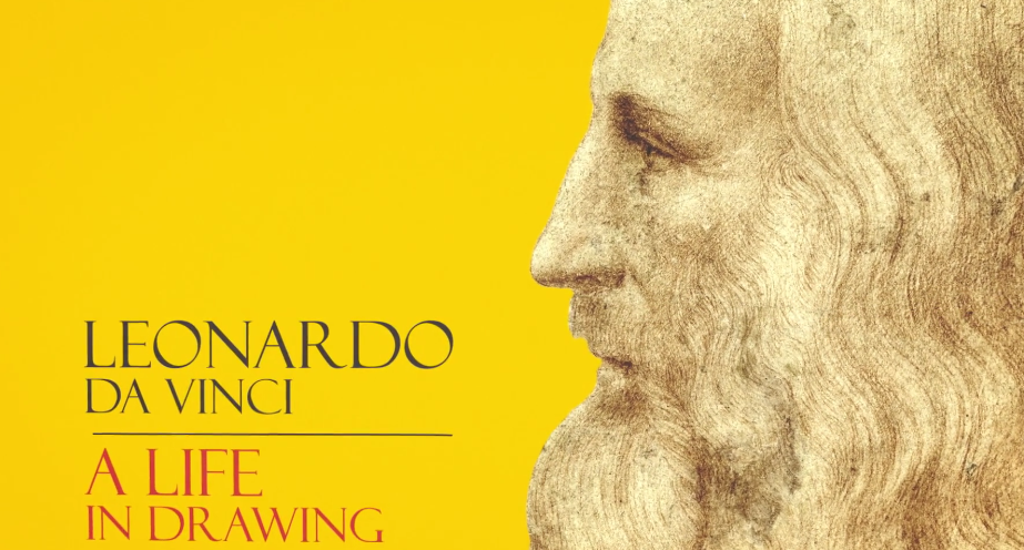 2019 Anviversario de Grandes Artistas - Leonardo da Vinci por Victoria Pardo Artista Plástica