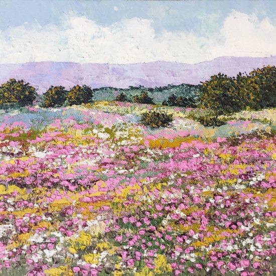 Primavera en la Toscana - Cuadro de la Colección Victoria by Victoria Pardo Artista Plástica