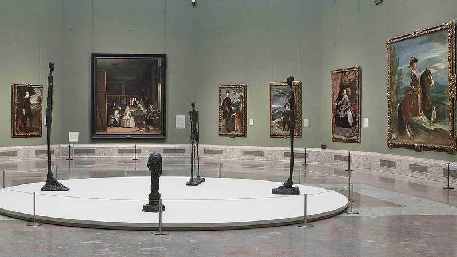 Bicentenario de la Fundación del Museo Nacional del Prado - Alberto Giacometti - Imagen cortesía Museo del Prado - Victoria Pardo Artista Plastica