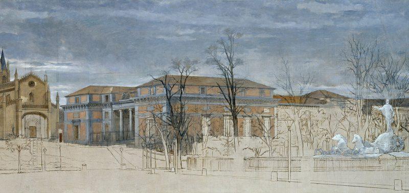 El Museo Nacional del Prado abrió sus puertas el 19 de Noviembre de 1819 como Museo Real de Pinturas con 311 pinturas de la Colección Real. Fue una época dorada de expansión de los museos en Europa.