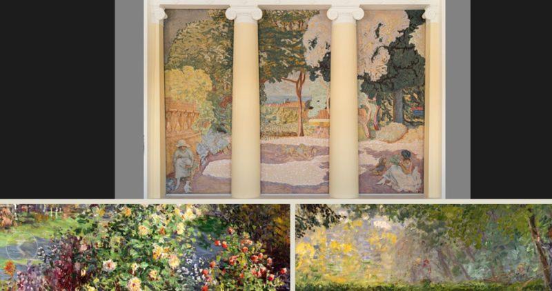 """Las 8 mejores exposiciones de Arte en Europa .La exposición """" The Morozov Brothers . Great Russian Collectors """" que se realiza en el Hermitage presenta 170 obras de grandes artistas como Monet, Renoir, Cézanne, Gaugin, Matisse y Picasso. por Victoria Pardo Artista Plástica"""