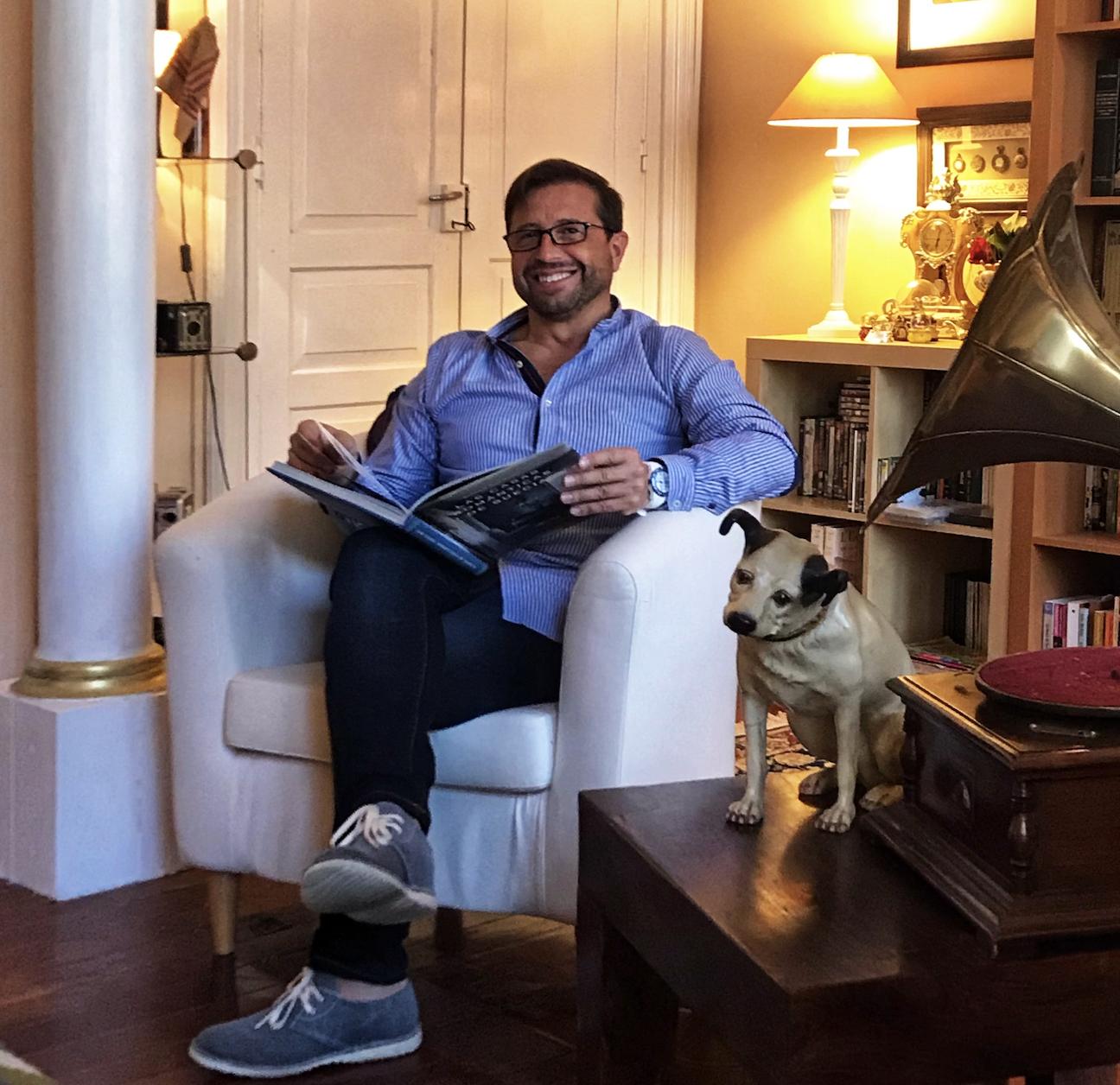 Conversaciones que inspiran con Manel Toribio Arquitecto y Victoria Pardo Artista Plastica