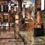 Conversaciones que inspiran con Manel Toribio Arquitecto y Victoria Pardo Artista Plastica - Casa Mila ( Antoni Gaudi)