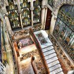Conversaciones que inspiran con Manel Toribio Arquitecto y Victoria Pardo Artista Plastica - Casa Navas (Lluis Domenech )