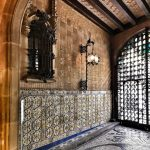 Conversaciones que inspiran con Manel Toribio Arquitecto y Victoria Pardo Artista Plastica - Palacio del Baron de Cuadras (Josep Puig i Cadafalch)