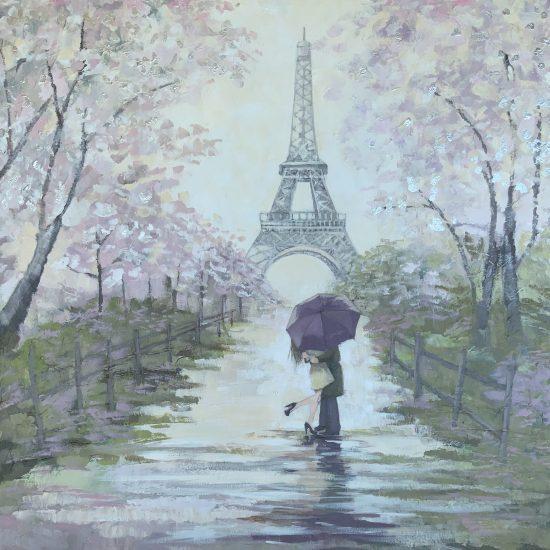 Love is in the Air by Victoria Pardo Artista Plastica